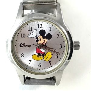 Disney Mickey  Watch Womens Youth Easy on Band